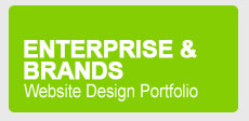 Malaysia Website Design Brands & Enterprise Portfolio