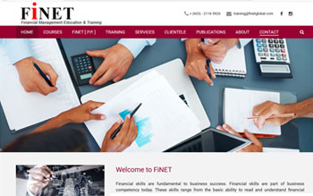 Finet Global - Web Design in Malaysia