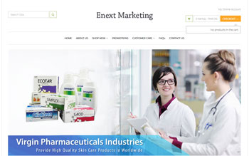 Commit Pharmacy - Web Design in Malaysia