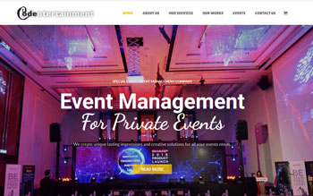 Code Entertaintment - Web Design in Malaysia