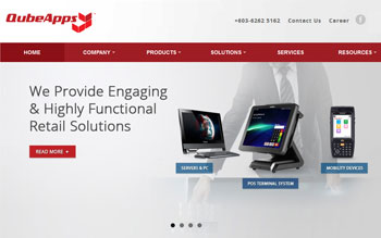 Qube Apps Solutions - Web Design in Malaysia