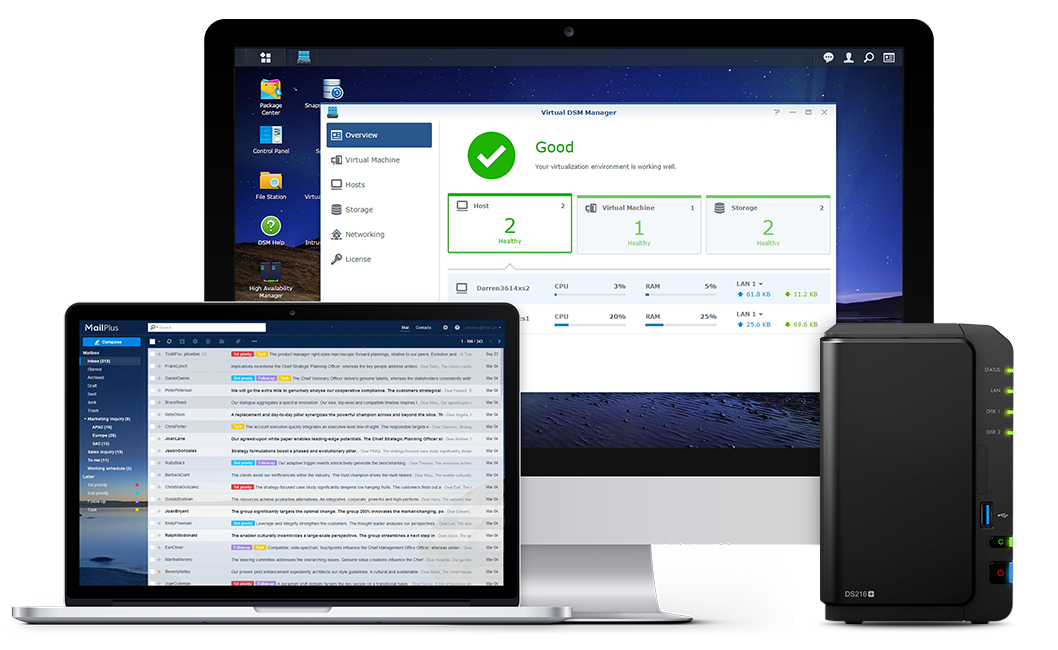 synology example